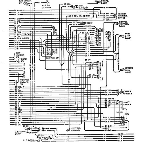 1967 chevelle heater wiring diagram free picture wiring diagram for 1967 chevelle horn relay